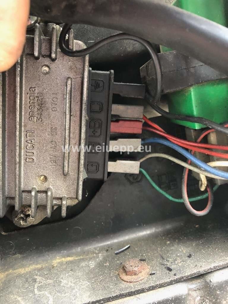 Schema Elettrico Regolatore Di Tensione Ducati : Regolatori di tensione ricambi con consegna rapida spediti in