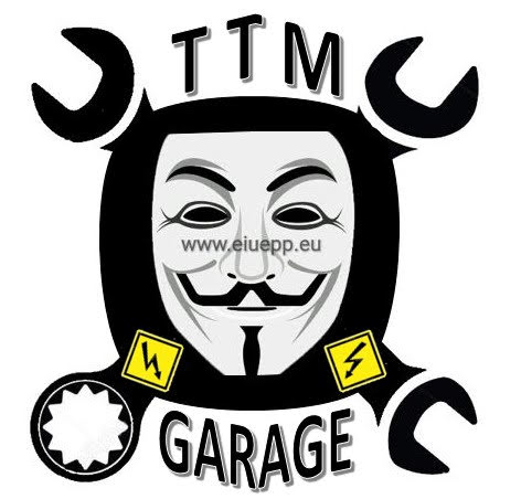 TTM Garage logo